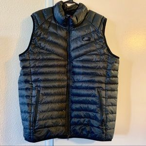 Nike down feathers vest